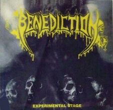 BENEDICTION Experimental Stage - Printed Patch / Gedruckter Aufnaeher 162709