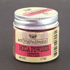 Prima Marketing Inc: Art Ingredients: Mica Powder: Copper 17g
