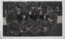 WW1 Soldier group Essex Regiment TF Territorials Imperial Service Badge