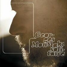 "GEORGES MOUSTAKI ""SOLITAIRE"" CD NEUWARE"