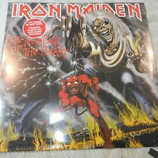 Number of the Beast [LP] by Iron Maiden (Vinyl, Sep-2014, Sanctuary (USA)) NEW