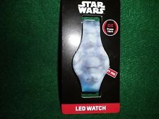 Star Wars - Storm Trooper - LED Watch - New