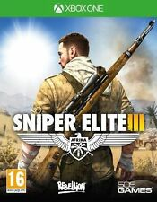 Sniper Elite 3 (Xbox One) - Excellent - 1st Class Delivery