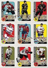 2008-09 In The Game ITG Heroes And Prospects 100 Card Set PK Subban Taylor Hall