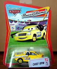 Disney Pixar Cars Race-O-Rama CHIEF RPM #77 – Die Cast - NEW!