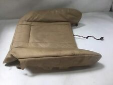 02-05 BMW 745i E65 FRONT RIGHT LOWER BOTTOM SEAT CUSHION OEM D
