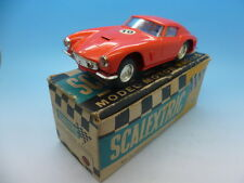 Scalextric C69 Ferrari GT Red without Lights, Boxed No10