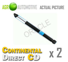 2 x CONTINENTAL DIRECT REAR SHOCK ABSORBERS SHOCKERS STRUTS OE QUALITY GS5005R