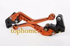 Short Clutch Brake Levers For KTM 690 SMC 2008-2013 / 640 LC4 Supermoto 03-06