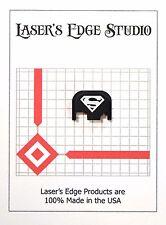 Rear End Cover Back Slide Plate most models of GLOCK Superman