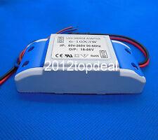 AC 85V-265V to 18V-36V 6-10X3W LED Electronic Transformer Power Supply Driver