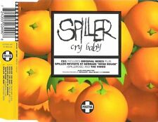 Cry Baby [Single] by Spiller (CD, Jan-2002, , Positiva Records (UK))
