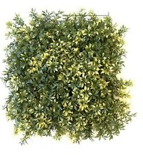 Artificial Tea Leaf Hedge Panels ~ Instant hedge ~ Perfect Screening