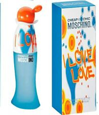 MOSCHINO I LOVE LOVE CHEAP AND CHIC DONNA EDT NATURAL SPRAY - 30 ml