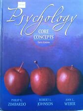 Psychology : Core Concepts by Robert L. Johnson, Philip G. Zimbardo and Anne...