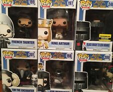 Funko POP! Monty Python And The Holy Grail Full Set See Pictures & Description