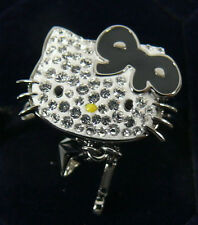 "NIB Swarovski Hello Kitty Rock Ring 1145276  $90 size 58  ""8"""