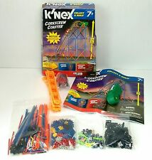 K'nex Knex Corkscrew Coaster Roller 71313 with Box & Instructions