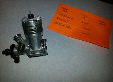 1954 FOX 19 MODEL AIRPLANE ENGINE with BOX