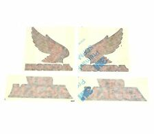 ✰ Gas Tank and Side Cover Decal Set ✰ 1984 Honda V30 Magna VF500C Panel Fuel ✰