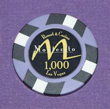 Las Vegas TV Show Prop ~ One Montecito $1,000 Casino Chip
