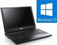 Dell Latitude e4300 2,4ghz PORTATILE NOTEBOOK WINDOWS 10 win10 DVD-RW WLAN BATTERIA OK