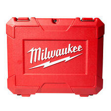 "Milwaukee 2408-22 Tool Case Only For 12 Volt Li-Ion 3/8"" Hammer Drill Driver Kit"