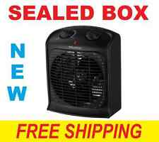 Pelonis Space Heater Thermostat Fan-Forced Portable Small Room Air Heat NEW