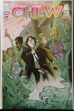 Chew #29 NM- 1st Print Free UK P&P Image Comics