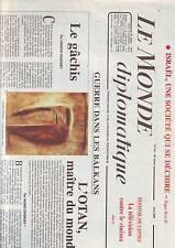 le monde diplomatique mai 1999 - balkans - asie centrale - sectes