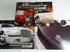 $$$$ MIDNIGHT CLUB DUB EDITION POST/CHRISTMAS CARD'S $$$$ ROCKSTAR GAMES $$$$