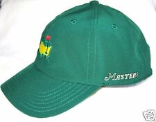 2016 Augusta National Masters Green PERFORMANCE Golf Hat