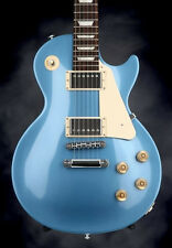 Gibson Les Paul Studio 2016 Traditional - Pelham Blue, Chrome Hardware
