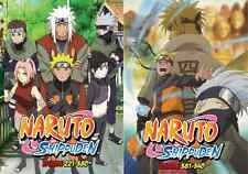 DVD ~ NARUTO SHIPPUDEN COMPLETE BOX 2+3 (EPISODE 221 - 540 ) ~ ENGLISH VERSION