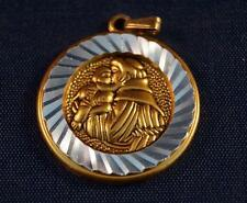 Religious St. Anthony's The Franciscans Medallion Pendant