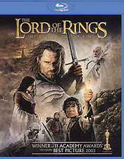 Lord of the Rings Return of the KingBlu-ray & DVD NEW disc/case/cover-no digital