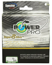 NEW POWER PRO SUPER SLICK  BRAID AQUA GREEN 15LB 300YDS