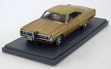 NEO SCALE MODELS 44110 - Pontiac Bonneville Hardtop Coupe 2-door 1968 - 1/43