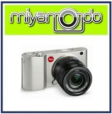 Leica T Typ 701 (Silver) With 18-56mm Lens Kit