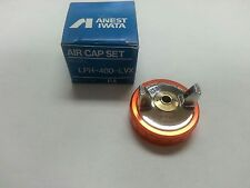 IWATA LVX Basecoat orange AIR CAP for LPH400 Spray Guns