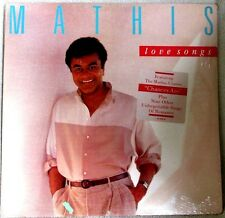 Johnny Mathis Love Songs 1988 Columbia Records # OC-44494 POP VOCALS Sealed LP