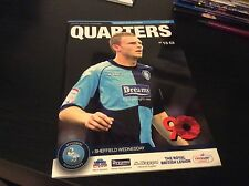 Wycombe Wanderers v Sheffield Wednesday  2011-12
