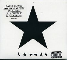 David Bowie - Blackstar CD (new album/sealed)