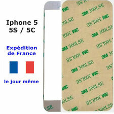 STICKER adhésif colle vitre Iphone 5/5S/5C autocollant 3M double face BezelCadre