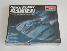 Battlestar Galactica Sealed Model Kit Monogram Space Fighter Raider R10260
