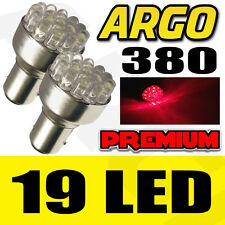MAZDA MX-5 MK1 1.8 380 P21/5W 19-LED STOP/BRAKE &TAIL BULBS UPGRADE LIGHTS