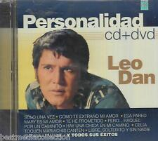 CD / DVD Leo Dan CD Personalidad 20 Tracks & 13 Videos BRAND NEW