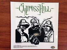 CYPRUS HILL - BLUNT - STICKER/DECAL - BRAND NEW VINTAGE - MUSIC BAND 116