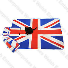 Union Jack Extra Large Picnic & Outdoor Blanket with Waterproof Backing