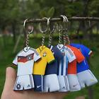 Collectible Soccer/football National Team Keychain Jersey Commemorative Keyring